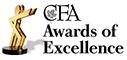 CFA Awards of Excellence Logo